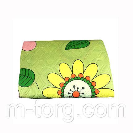 Летнее одеяло покрывало двуспальный размер 175/205, фото 2
