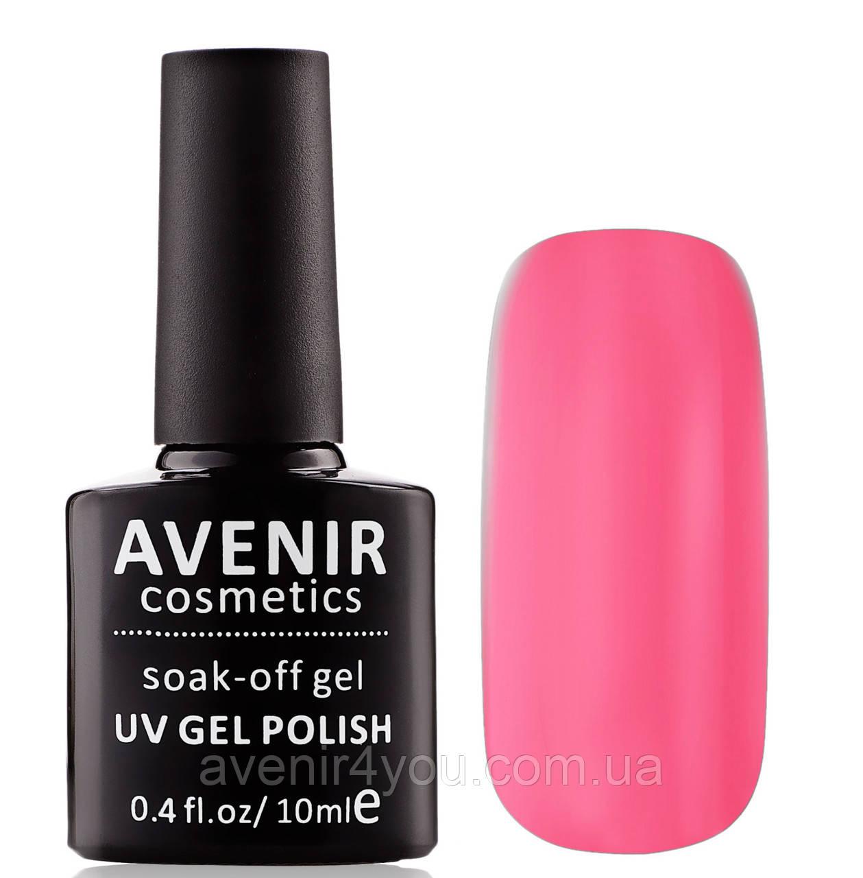 Гель-лак AVENIR Cosmetics №42. Пыльная роза
