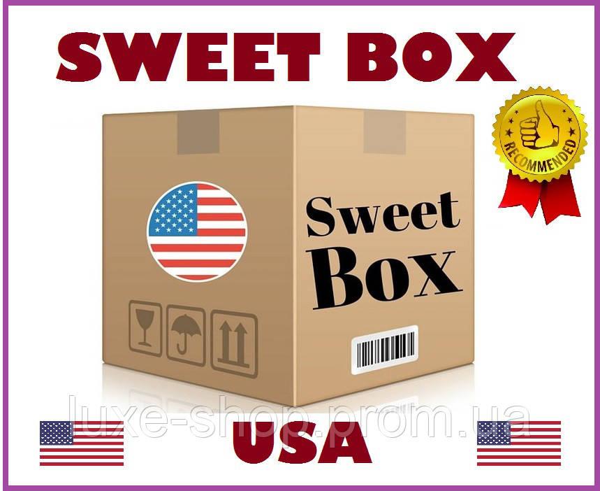 Американский Свит Бокс Большой - подарочный набор оригинальных сладостей из США, цена 550 грн., купить Прилуки,  https://luxe-shop.prom.ua — Prom.ua (ID#743999365)