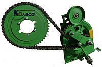 Цепной привод РСМ 10.24.00.000 уменьшения оборотов барабана Дон-1500, Вектор, фото 1