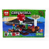 """Конструктор """"Minecraft Cubeworld"""" (265 деталей)"""