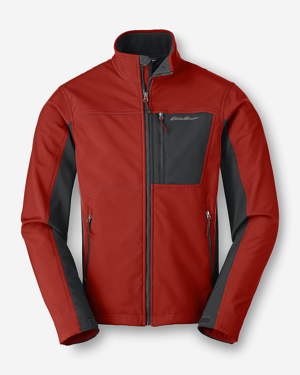 Куртка Eddie Bauer Mens Windfoil Elite Jacket Picante