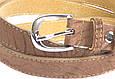 Женский узкий кожаный ремень MAYBIK (МЕЙБИК) D355574, фото 2