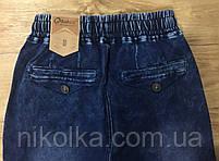 Джинсовые брюки для мальчиков оптом, Grace, 134-164 рр., арт. B72144, фото 4