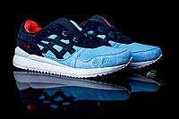 Мужские кроссовки повседневные asics Gel Lyte 3 (реплика), фото 1