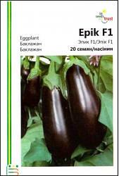 Семена баклажана Эпик F1 20 шт, Империя семян