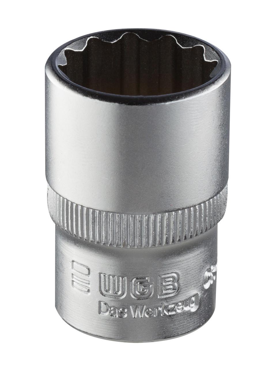 Головка 1/2 DIN 3124 16 мм WGB Німеччина