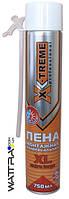 ⭐ Пена X-Treme XL 750 мл монтажная многоцелевая (10 шт)