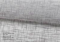 Римские шторы модель Призма ткань Тюль лен, фото 1