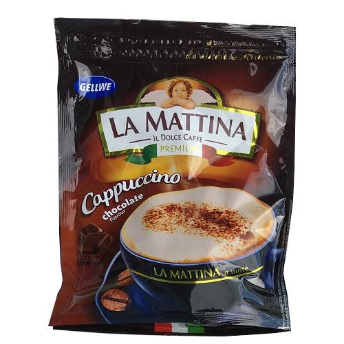 Капучино La Mattino шоколад100 г