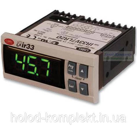 Контроллер универсальный Carel IR33 (IR33Z9MR20), фото 2