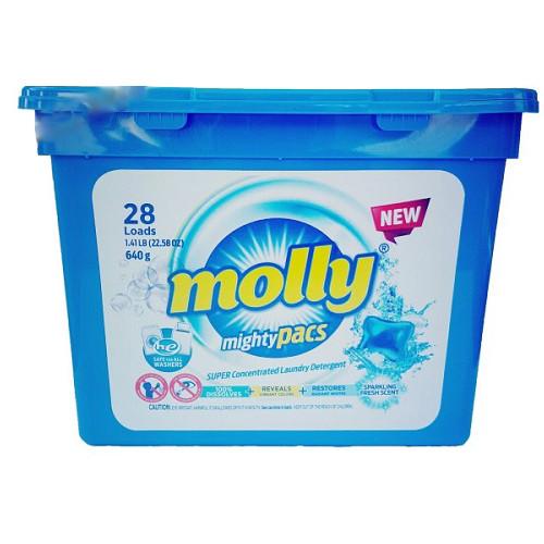 Капсулы для стирки Molly