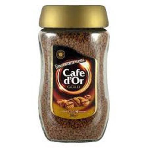 Кава Cafe d'or Gold з/б 200 р.