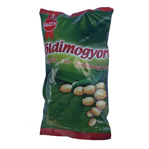 Арахис соленый Foldimogyoro salty 500 г