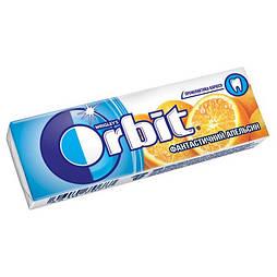 Орбит / Orbit  жевательная резинка  Апельсин 14гр/30шт
