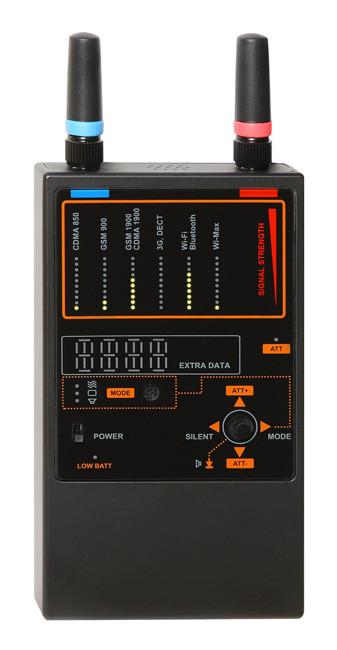 PROTECT 1207i детектор жучков