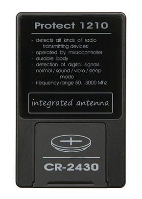 PROTECT 1210 - детектор жучков, фото 2