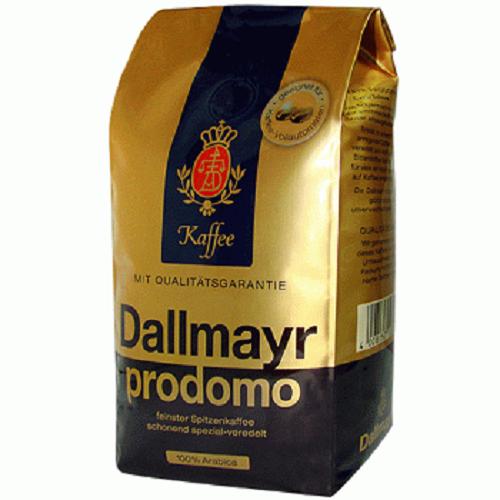 Кофе DALLMAYR Prodomo  зерно 0,5 кг