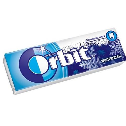 Орбит / Orbit жевательная резинка Винтерфреш14гр/30шт