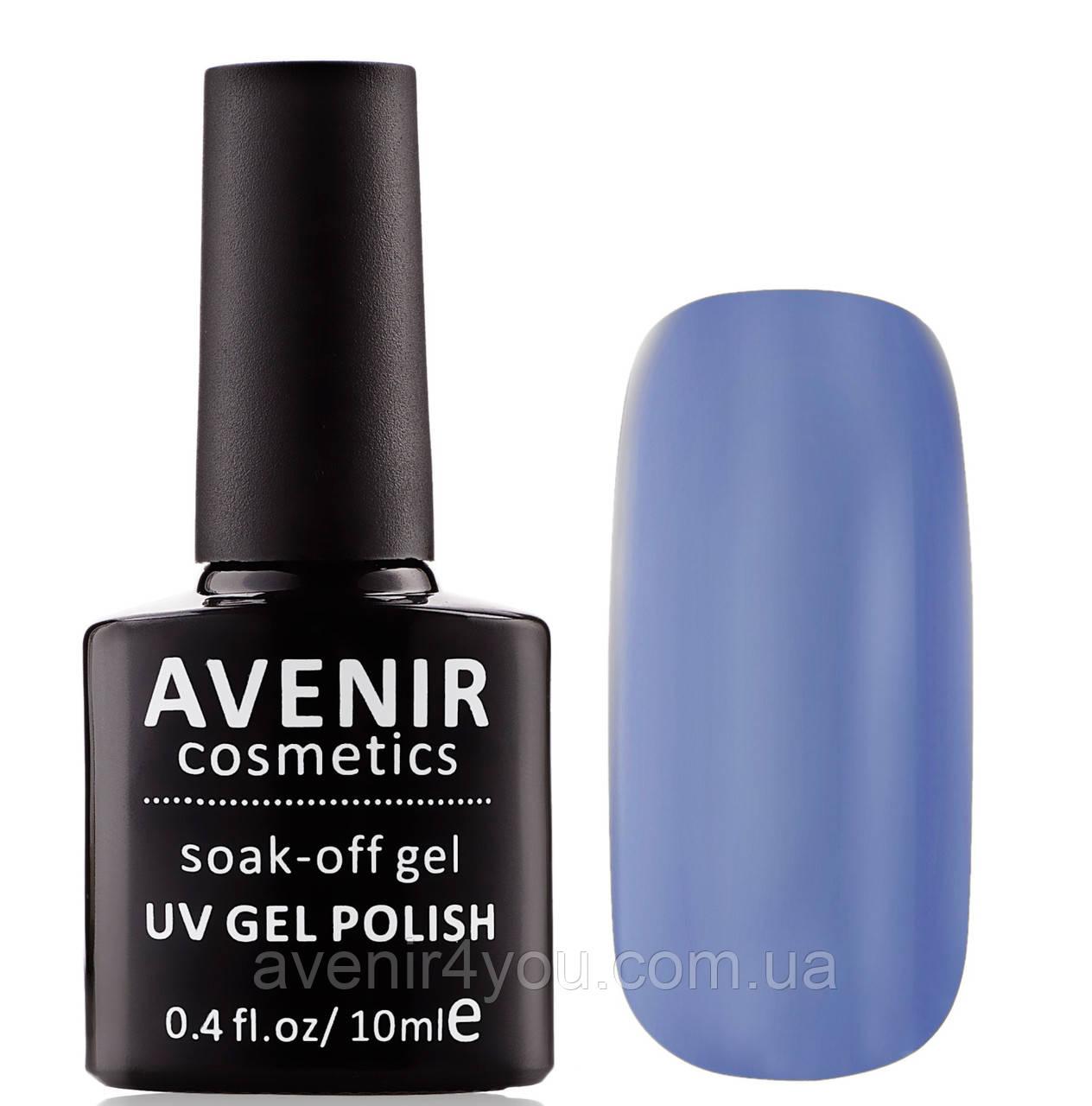 Гель-лак AVENIR Cosmetics №88. Голубой небесный