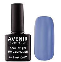 Гель-лак AVENIR Cosmetics №88. Голубой небесный, фото 1