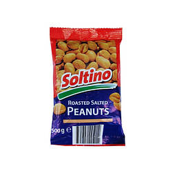 Арахис соленый Soltino 500 г