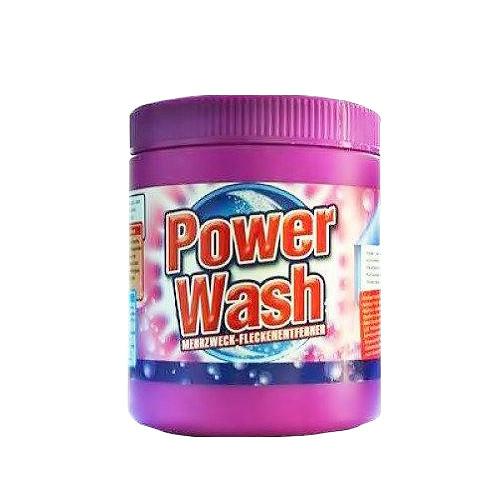Пятновыводитель  Power wash 0,6 кг