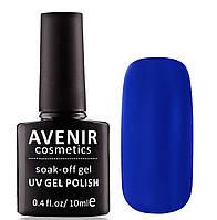 Гель-лак AVENIR Cosmetics №89. Синий бриз, фото 1