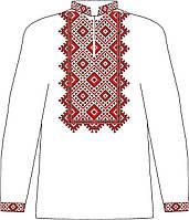 Заготовки чоловічих вишиванок в Украине. Сравнить цены 539acf8972ded