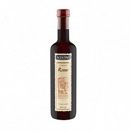 Винный уксус красный AcentinoRosso 500мл