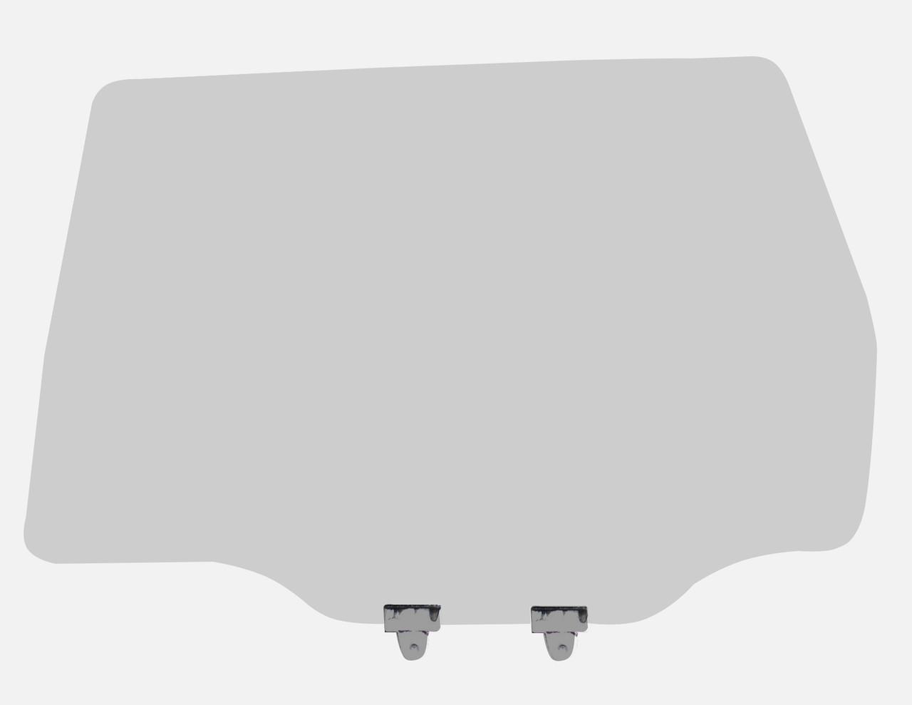 Стекло XYG задней левой двери для Mitsubishi (Митсубиси) Outlander (03-08)