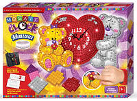 "Набор для творчества ""Mosaic Clock""""Мишки с сердцем"""