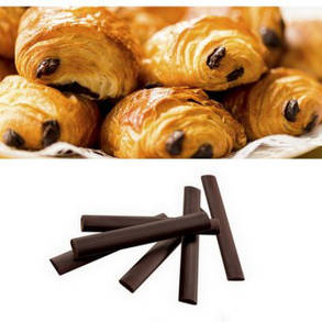 Callebaut шоколадні палочки темні (8 см, 5 г) / Chocolate Sticks, фото 2