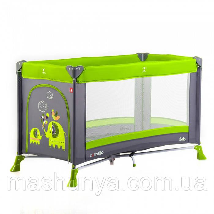 Манеж - кровать Carrello Solo CRL-11701