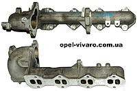 Коллектор впускной металл 2.3DCI rn Renault Master III 2010-2018