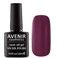 Гель-лак AVENIR Cosmetics №207. Виноградная классика, фото 1
