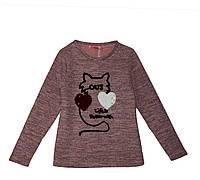 Стильные кофты- свитерки для девочки Grace  Венгрия