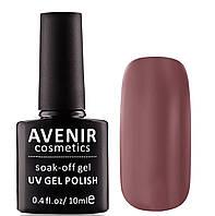 Гель-лак AVENIR Cosmetics № 212 Світлий рубін