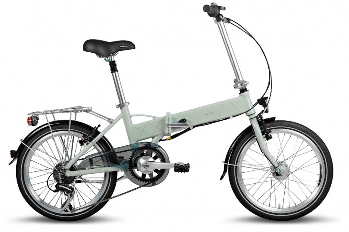 Электровелосипед складной VAUN Egon 20 Grau