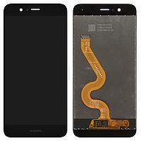 Дисплей (экран) для Huawei Nova 2 Plus 2017 (BAC-L21) + тачскрин, черный