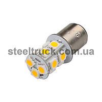 Лампочка LED 24V 21W/3 (13 диода) большая