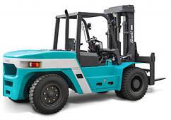 Дизельні навантажувачі BAOLI KBD 50-60-70-100 від 5 до 10 т.