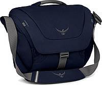 Сумка Osprey Flap Jack Courier, синий