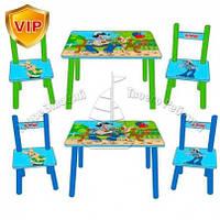 Столик  и 2 стульчика Ну Погоди