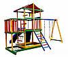 Ігровий комплекс кольоровий Babyland-11 SportBaby