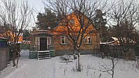 Кирпичный дом возле леса Васильков