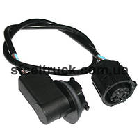 Патрончик с кабелем и разъёмом к повторителю поворота AXOR MP2 (с 2004 года)