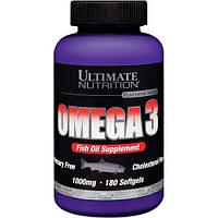 UltN Omega 3 - 180 softgels