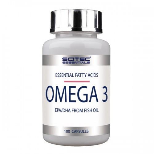 SN Omega 3 - 100 кап