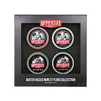 Набор Uppercut Waterbased 4 Mini Styling Collection